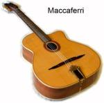 Maccaferri-Gitarren